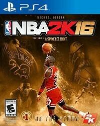 NBA 2K16 (usagé)