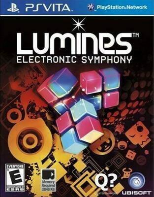 LUMINES ELECTRONIC SYMPHONY (WITH BOX) (usagé)