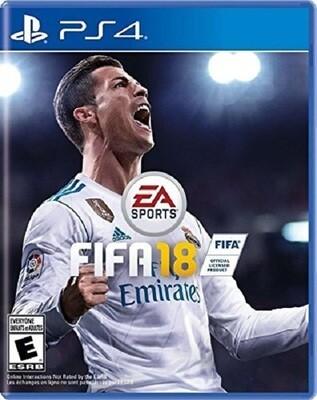 FIFA 18 (usagé)