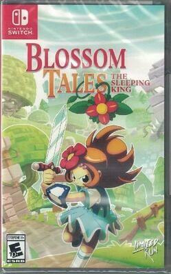 BLOSSOM TALES THE SLEEPING KING (LIMITED RUN) (usagé)