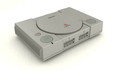 PLAYSTATION 1 MODEL 1 (usagé)