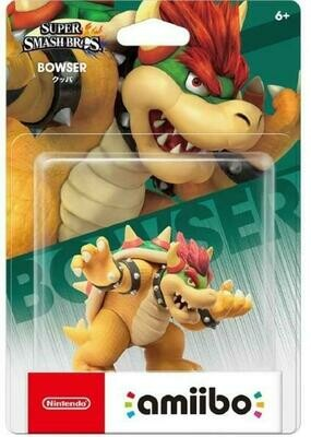 AMIIBO BOWSER (SUPER SMASH SERIES)