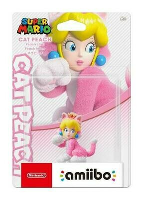 AMIIBO CAT PEACH (MARIO SERIES)