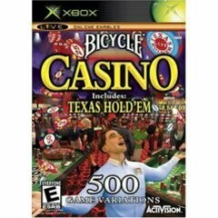 BICYCLE CASINO (COMPLETE IN BOX) (usagé)