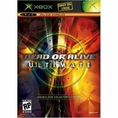DEAD OR ALIVE ULTIMATE CD 1 (COMPLETE IN BOX) (usagé)