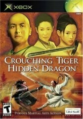 CROUCHING TIGER HIDDEN DRAGON (COMPLETE IN BOX) (usagé)