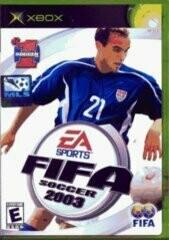 FIFA 2003 (WITH BOX) (usagé)
