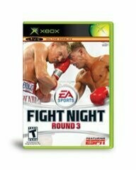 FIGHT NIGHT ROUND 3 (WITH BOX) (usagé)