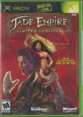 JADE EMPIRE LIMITED EDITION (WITH BOX) (usagé)