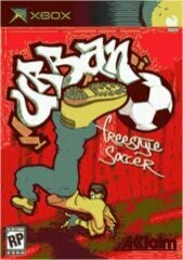 FREESTYLE STREET SOCCER (COMPLETE IN BOX) (usagé)