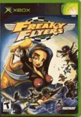 FREAKY FLYERS (WITH BOX) (usagé)