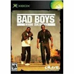 BAD BOYS MIAMI TAKEDOWN (COMPLETE IN BOX) (usagé)