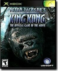 KING KONG (COMPLETE IN BOX) (usagé)