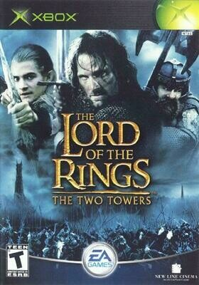 LORD OF THE RINGS TWO TOWERS (WITH BOX) (usagé)