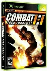 COMBAT TASK FORCE 121 (COMPLETE IN BOX) (usagé)