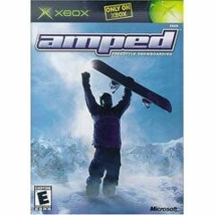 AMPED SNOWBOARDING (COMPLETE IN BOX) (usagé)