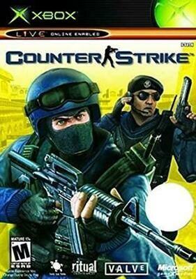 COUNTER STRIKE (WITH BOX) (usagé)
