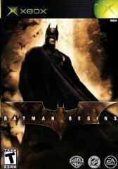 BATMAN BEGINS (WITH BOX) (usagé)