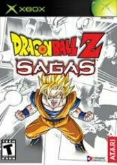 DRAGON BALL Z SAGAS (WITH BOX) (usagé)