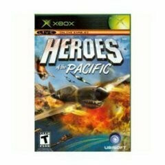 HEROES OF THE PACIFIC (WITH BOX) (usagé)