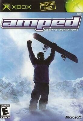 AMPED SNOWBOARDING (WITH BOX) (usagé)