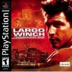 LARGO WINCH (COMPLETE IN BOX)