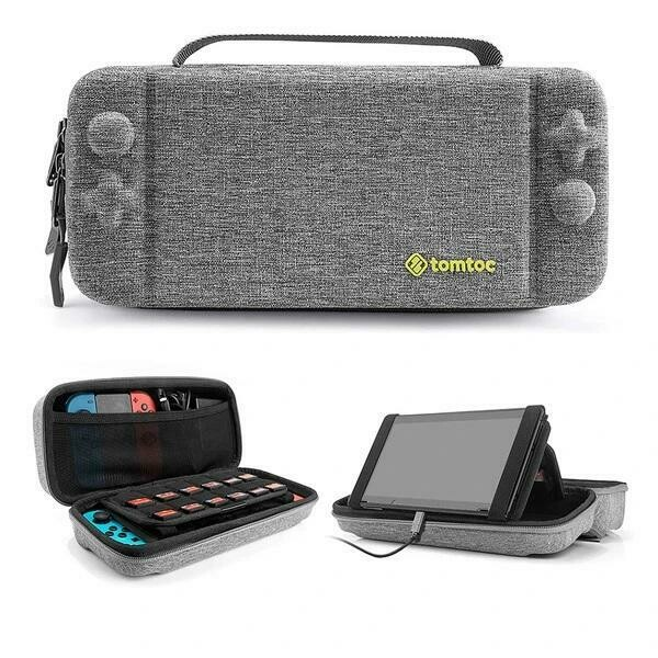 CARRY CASE TOMTOC FOR SWITCH LITE (usagé)