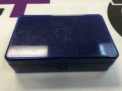 CARRY CASE NDS LITE BLUE (usagé)