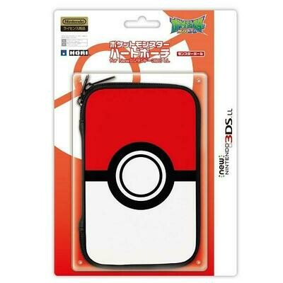 CARRY CASE NEW 3DS XL POKÉBALL POKÉMON (usagé)