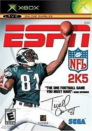 ESPN NFL 2K5 (WITH BOX)