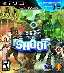 THE SHOOT (COMPLETE IN BOX)