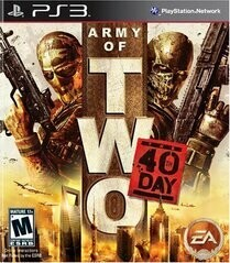 ARMY OF TWO 40TH DAY (WITH BOX) (usagé)