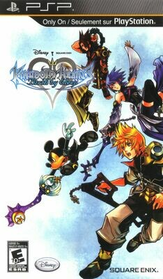 KINGDOM HEARTS BIRTH BY SLEEP (COMPLETE IN BOX) (usagé)