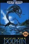 ECCO THE DOLPHIN (WITH BOX) (usagé)