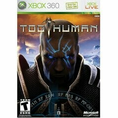 TOO HUMAN (COMPLETE IN BOX)