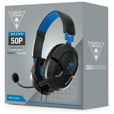 HEADSET TURTLE BEACH EAR FORCE RECON 50P FOR PS5 / PS4 / XSX / XONE / SWITCH