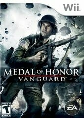 MEDAL OF HONOR VANGUARD (COMPLETE IN BOX) (usagé)