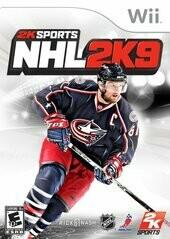 NHL 2K9 (COMPLETE IN BOX) (usagé)