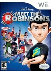 MEET THE ROBINSONS (COMPLETE IN BOX) (usagé)