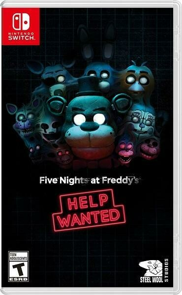 FIVE NIGHTS AT FREDDY'S HELP WANTED (usagé)