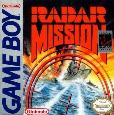 RADAR MISSION (usagé)