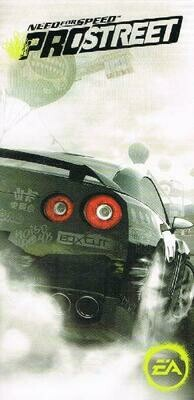 NEED FOR SPEED PRO STREET (usagé)