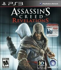 ASSASSIN'S CREED REVELATIONS (WITH BOX) (usagé)