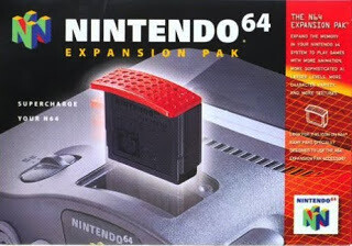 EXPANSION PAK NINTENDO (usagé)