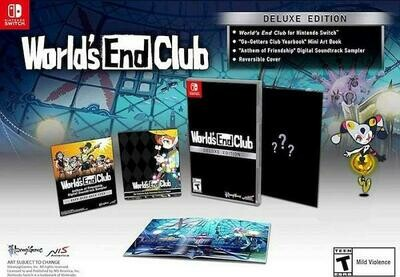 WORLDS END CLUB DELUXE EDITION