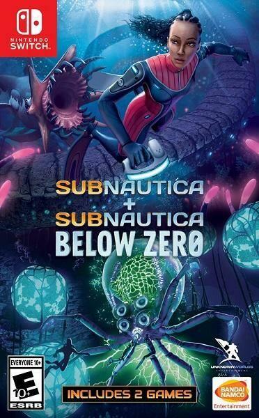SUBNAUTICA + SUBNAUTICA BELOW ZERO