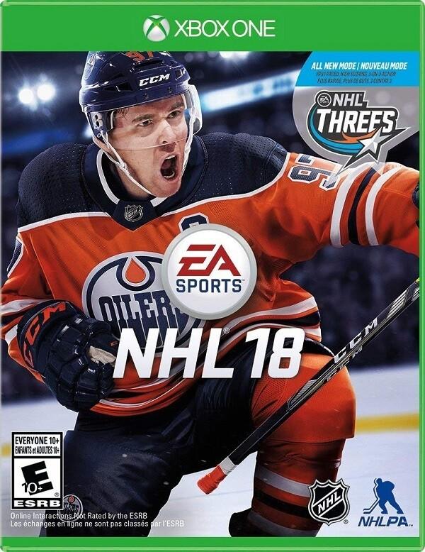 NHL 18 (usagé)