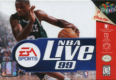 NBA LIVE 99 (usagé)