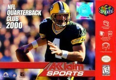 NFL QUARTERBACK CLUB 2000 (usagé)