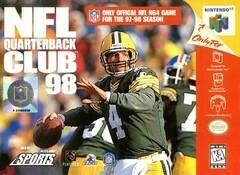 NFL QUARTERBACK CLUB 98 (usagé)